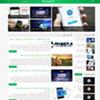 پیش نمایش قالب قالب وبلاگ اندروید سیتی