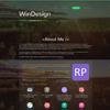 پیش نمایش قالب WinDesign English v2 – React