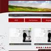 پیش نمایش قالب وب سایت رسمی هواداران علی بیاتی