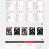 پیش نمایش قالب فروش قالب سایت فیلم و سریال مای کره