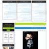 پیش نمایش قالب وب سایت تفریحی فان بروز