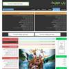پیش نمایش قالب فروش قالب سایت پاپ موزیک